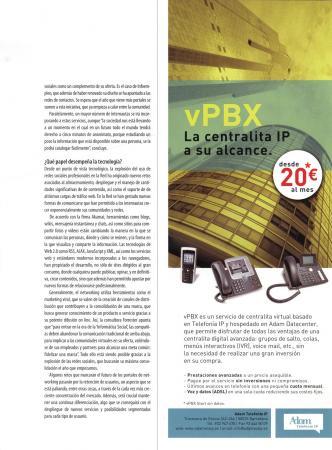 Networking Activo en el Anuario Computing 2008