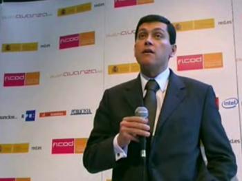 Entrevista a Antonio Fumero en FICOD