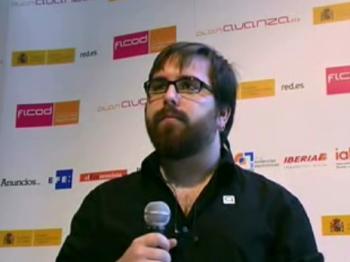 Entrevista a Eduardo Arcos en FICOD