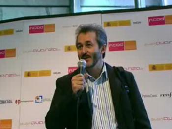 Entrevista a Gumersindo Lafuente en FICOD