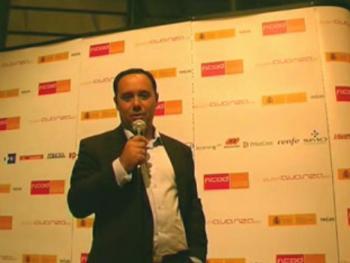 Entrevista a Jaume Ferré en FICOD