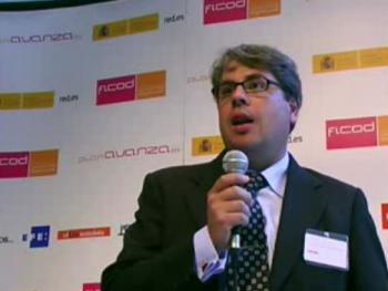 Entrevista a Javier Cañestro en el FICOD
