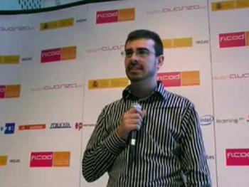 Entrevista a Javier Casares en FICOD