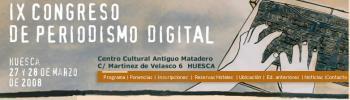 IX Congreso Nacional de Periodismo Digital