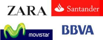 Cuatro empresas españolas en el top100