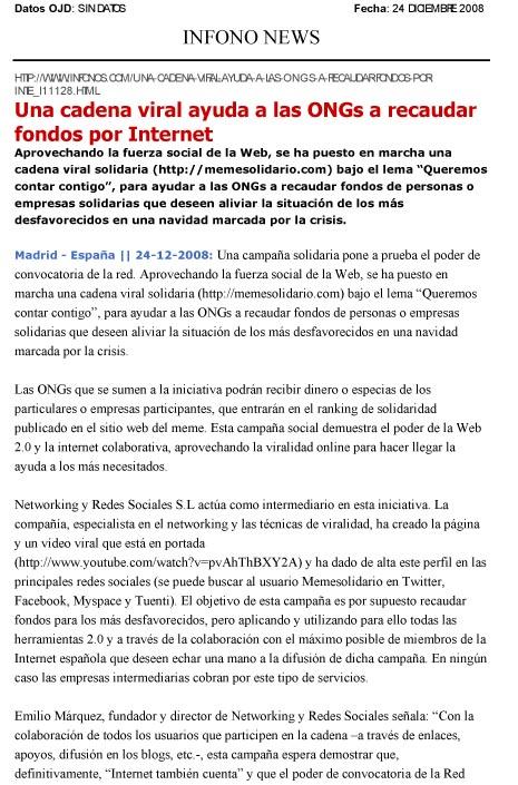 Infono News