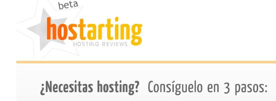 hostarting