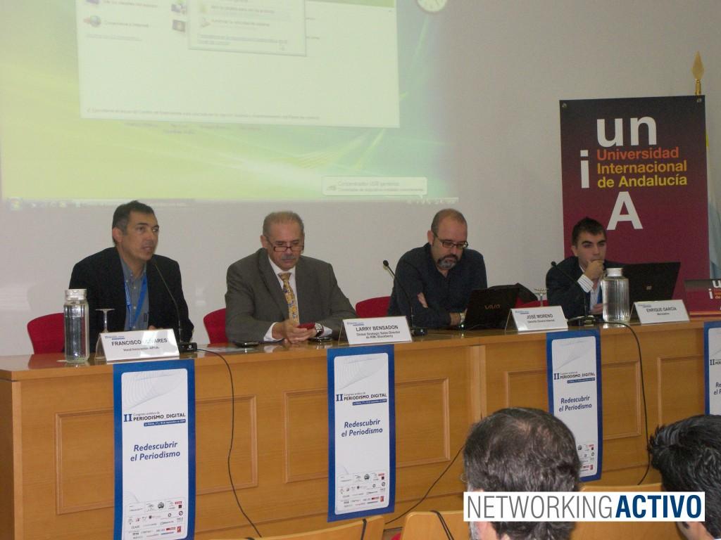 II Congreso Andaluz de Periodismo Digital