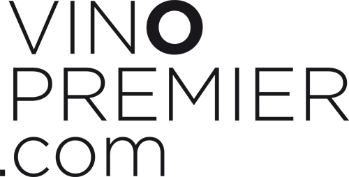Logo VinoPremier FBLANCO
