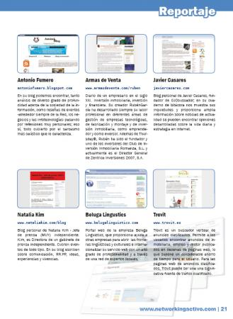 Webs y blogs corporativos-III